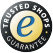 Trusted Shops Zertifikat von Kindermode Dänemark