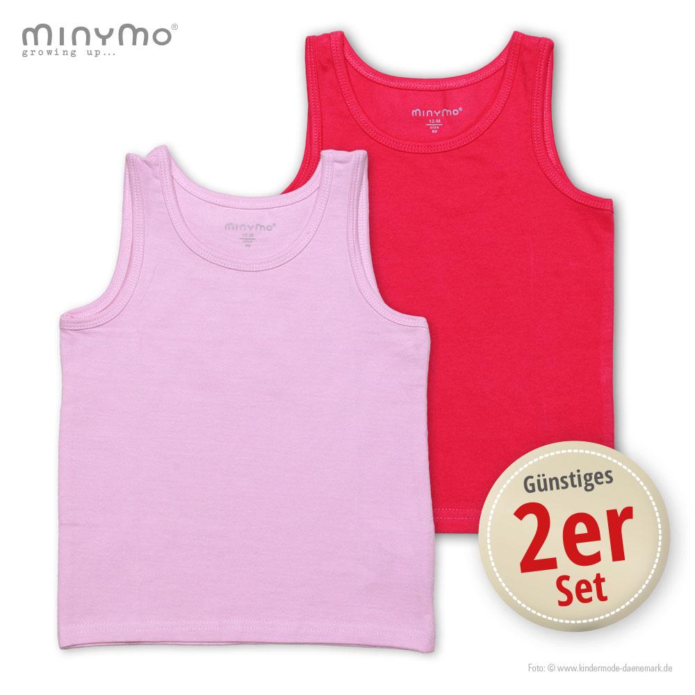 2er-Set: Unterhemden Mille