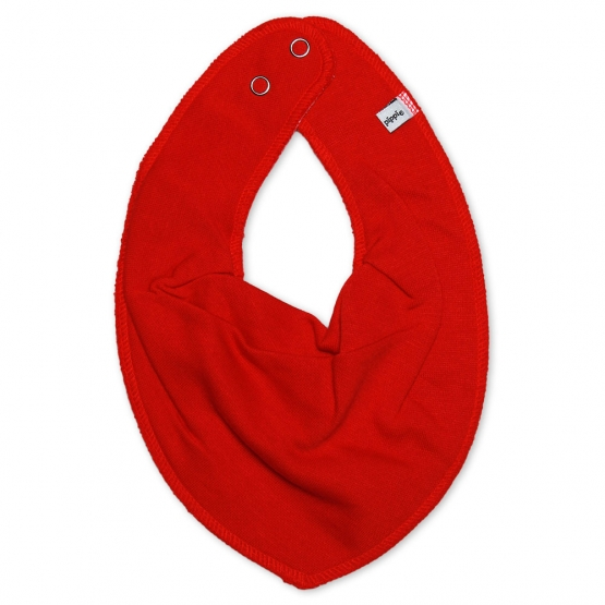Dreieckstuch Rønne rot