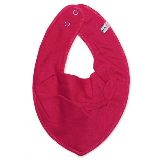 Dreieckstuch Rønne pink