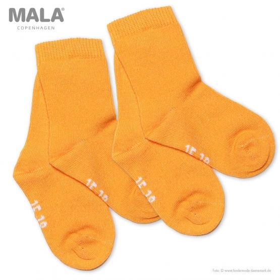 2er-Pack Socken Glesborg 15 | gelb