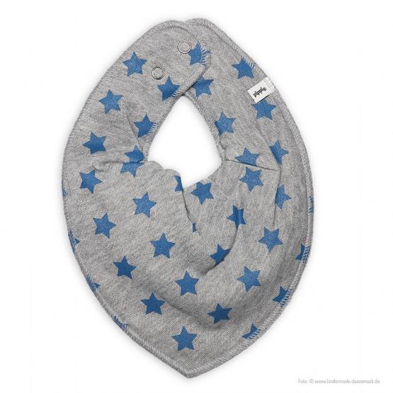 Dreieckstuch Ødis grau-blau