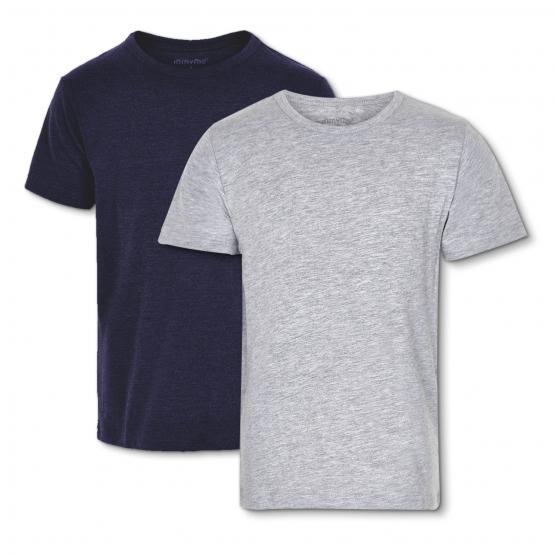 2er-Set: Kurzarm-Shirts Frøstrup