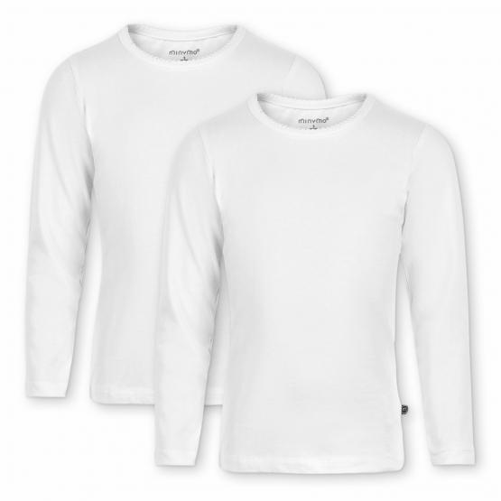 2er-Set: Langarm-Shirts Djeld