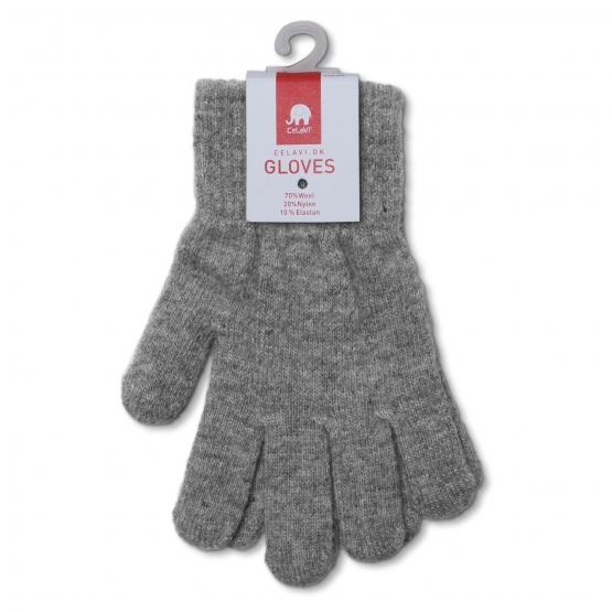 Handschuhe Fejrup 3-6   hellgrau