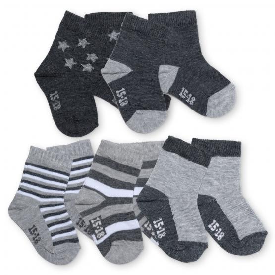 5er-Pack Socken Frøstrup