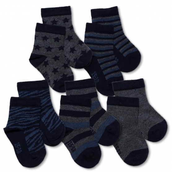 5er-Pack Socken Bredsten