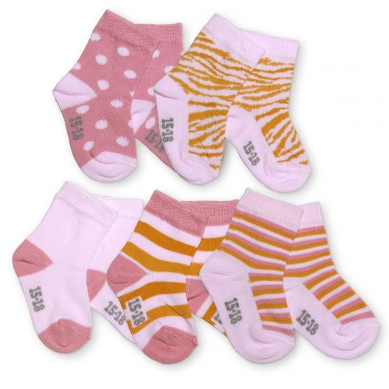 5er-Pack Socken Tørring