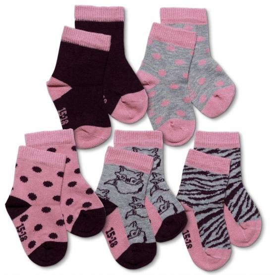 5er-Pack Socken Tvis