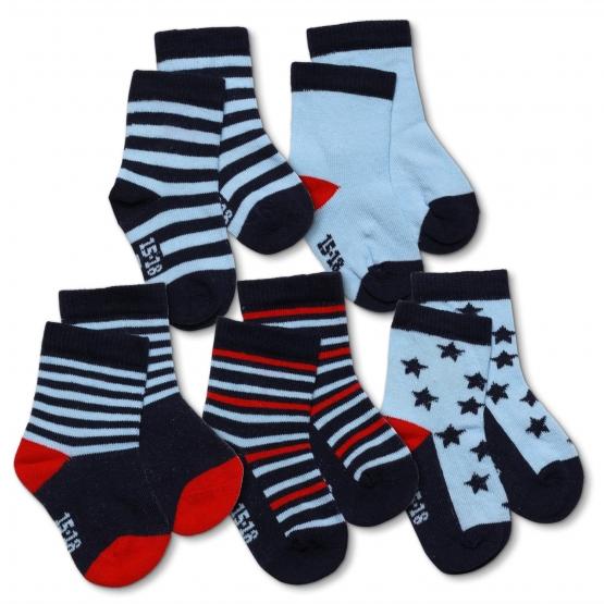 5er-Pack Socken Filskov