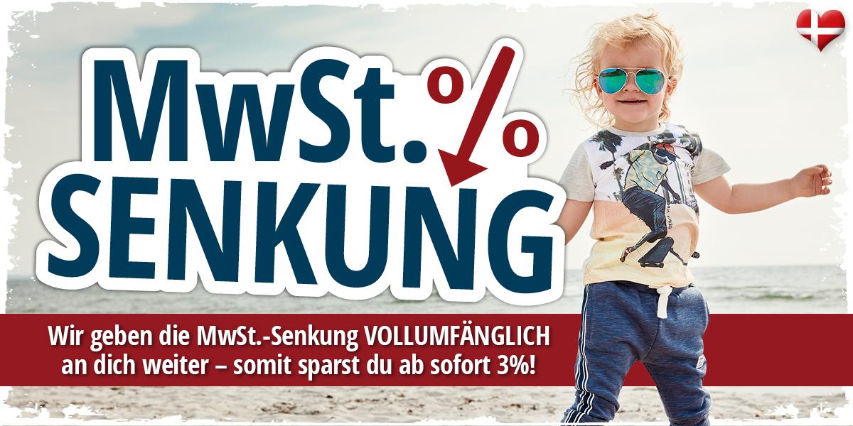 Banner MwSt.